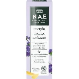N.A.E. energia nährende Nachtcreme