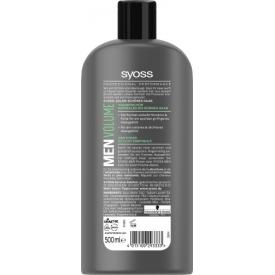 Syoss Shampoo Men Volumen
