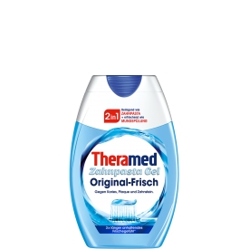 Theramed Theramed Zahnpasta Gel Original-Frisch