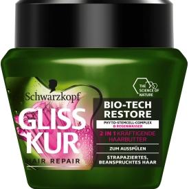 Schwarzkopf Gliss Kur Struktur-Aufbau-Kur Bio-Tech Restore