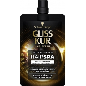 Schwarzkopf Gliss Kur Hair Repair Ultimate Repair HairSpa