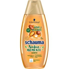 Schwarzkopf Schauma Shampoo Natur-Momente Marokkanisches Arganöl & Macadamiaöl