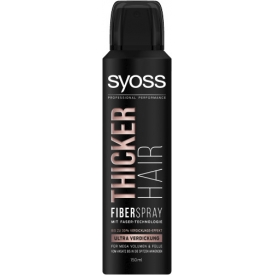 Syoss Fiberspray Thicker Hair