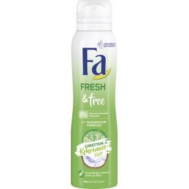 FA Fresh & Free Deospray Limetten- & Kokosnuss-Duft