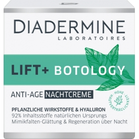 Diadermine Nachtcreme Lift + Botology Anti-Age