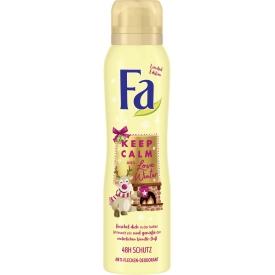 FA Deodorant Spray Keep Calm & Love Winter