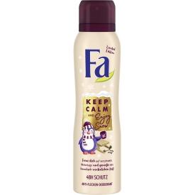 FA Deodorant Spray Keep Calm & Enjoy Snow
