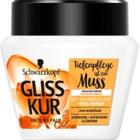 Schwarzkopf Gliss Kur Anti Haarbruch Total Repair