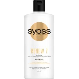 Syoss Conditioner Renew 7