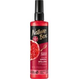 Nature Box Color Sprüh-Spülung Granatapfel-Öl