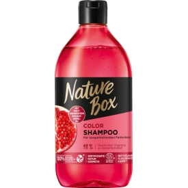 Nature Box Color Shampoo Granatapfel-Öl