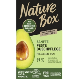 Nature Box Feste Dusche Avocado-Öl