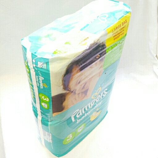 Pampers  Baby-Dry Windeln 3 Midi 4-9kg