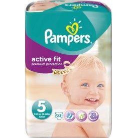 Pampers  Active Fit Gr. 5 Junior 11-25 kg