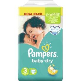 Pampers Baby-Dry Midi Giga Pack