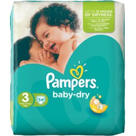 Pampers  Baby Dry Windeln Gr 4