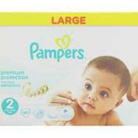 Pampers  New Baby Gr.2 3-6kg  Sensitiv