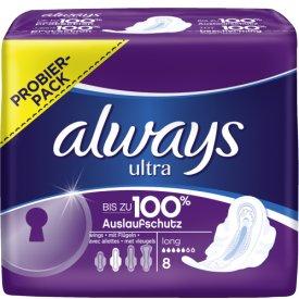 Always  Binden ultra long 100% protection