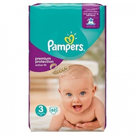 Pampers  Active Fit Windeln 3 Midi 5-9 Kg
