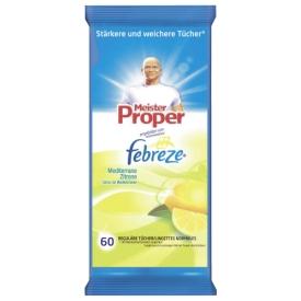 Meister Proper Reinigungstücher Citrus Nachfüller