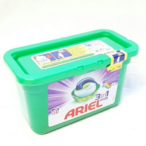 Ariel Waschmittel 3in1 Pods Color & Style