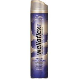Wella Haarspray Instant Volume Boost  extra starker Halt Wellaflex