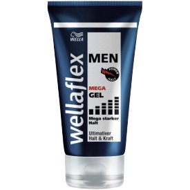 Wellaflex Haargel Styling Men Mega Stark