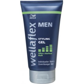 Wella Haargel Styling Men Ultra starker Halt