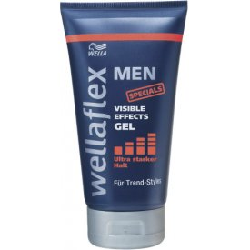 Wellaflex Haargel MEN Visible Effects Ultra starke