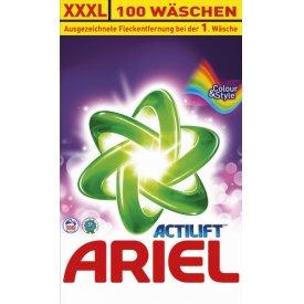 Ariel Actilift Colour Pulverwaschmittel