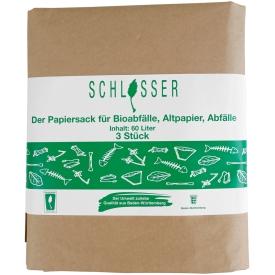 Schlosser Kompostsack 60 L