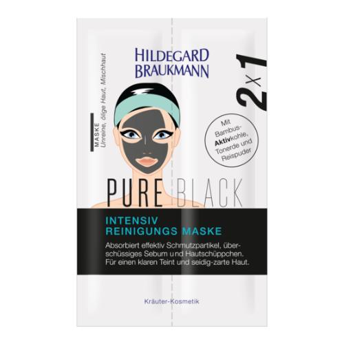 Hildegard Braukmann&nbsp Pure Black Intensiv Reinigungs Maske