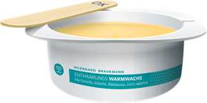 Hildegard Braukmann  ENTHAARUNGS WARMWACHS