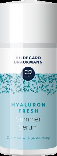 Hildegard Braukmann Hyaluron Fresh Summer Serum (AL)
