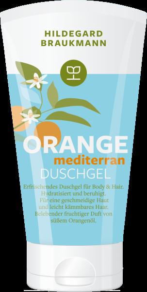 Hildegard Braukmann Orange Mediterran Duschgel