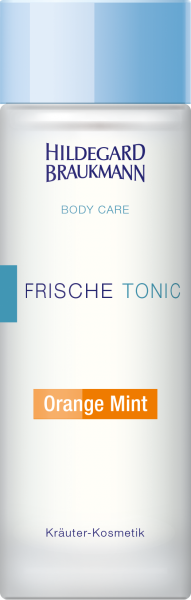 Hildegard Braukmann&nbspout & about Frische Tonic Orange mint