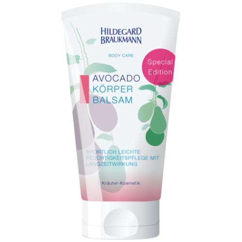 Hildegard Braukmann&nbsp Avocado Körper Balsam