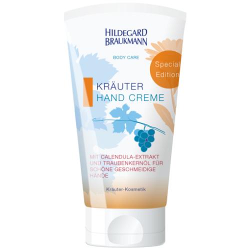 Hildegard Braukmann&nbsp Kräuter Hand Creme