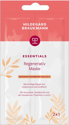 Hildegard Braukmann&nbspESSENTIALS Regenerativ Packung Sachets 12x14ml
