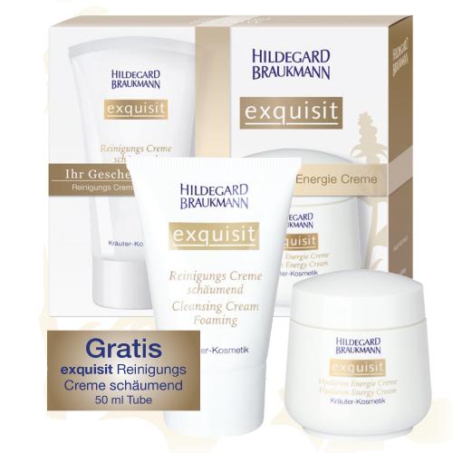 Hildegard Braukmann Exquisit Pflege Set