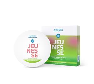 Hildegard Braukmann&nbspJeunesse Puder Make up hell