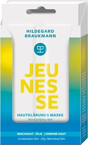 Hildegard Braukmann  Display Multi Pack Hautklärungs Maske Sachet