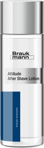 Hildegard Braukmann  Attitude After Shave Lotion