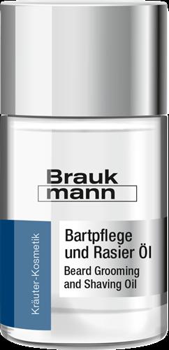 Hildegard Braukmann&nbsp Bartpflege und Rasier Öl