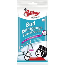 Poliboy Bad Reinigungs Feuchttücher