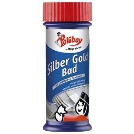 Poliboy Silber-Gold-Bad