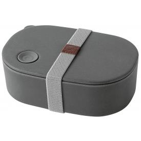 Magu Lunchbox Natur Design oval schiefer