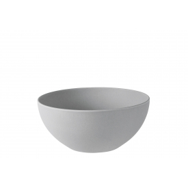 Magu Schüssel Natur Design Ø20cm silver