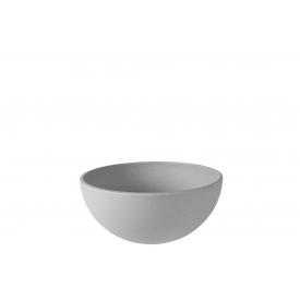 Magu Schüssel Natur Design Ø16cm silver