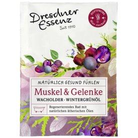 Dresdner Essenz Badesalz Muskeln & Gelenke